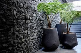 contemporary designer planters