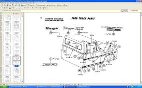ford truck master parts catalog ford truck moldings and emblems