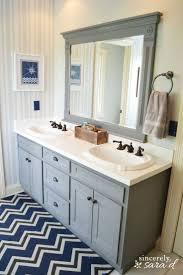 Green And Gray Bathroom Design IdeasBathroom Cabinet Colors