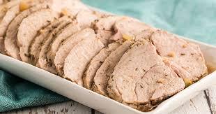 sirloin pork roast never dry juicy