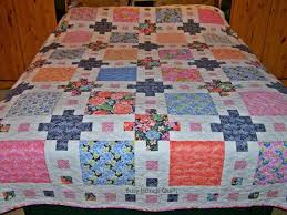 Best 25+ Patchwork quilts for sale ideas on Pinterest   Quilts for ... & Quilts For Sale Handmade Quilt Queen Quilt by BusyHandsQuilts Adamdwight.com