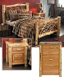 Log Bedroom Furniture White Cedar Log Bedroom Furniture Stylish Bedroom Decorating Ideas