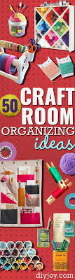 diy craft room ideas and craft room organization projects cool ideas for do it