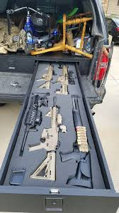 truck bed drawers fully stocked more
