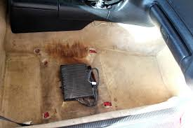 driver seat removed