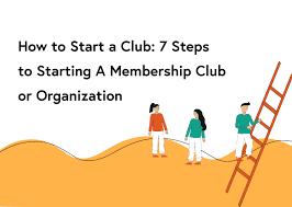 How To Start A Club Wild Apricot Membership Knowledge Hub
