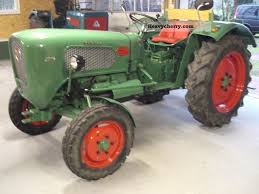 1962 agricultural tractor photo and specs