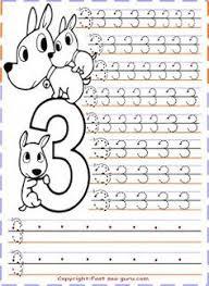 Small Picture number hunt worksheet for kids 9 leren tellen Pinterest