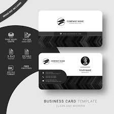 Free Personal Cards Double Sided Business Cards Design Free Download Wisxi Com