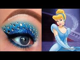 princess cinderella makeup tutorial you channel full sc