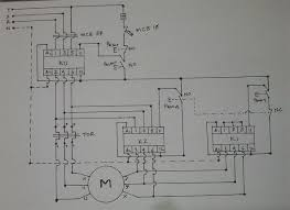 wiring diagram star delta connection in 3 phase induction motor 3 phase motor wiring diagram 6 wire at 3 Phase Motor Wiring Diagrams