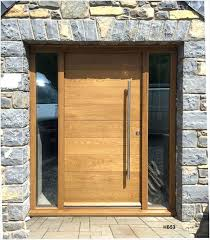 wooden front doors with glass unique wooden front doors oak oak front doors with glass