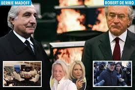 Image result for the movie in which Robert De Niro to Play Bernie Madoff