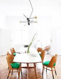 fun with mid century modern dining decordining areadining chairskitchen diningroom