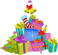 Download Christmas Tree Made From Presents Stock Vector - Image: 6739523