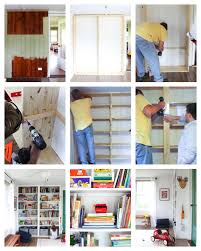Build Your Home Build Your Own Playroom Floor To Ceiling Shelf Discover