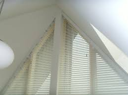 Blinds For Triangle Window Blinds For Trapezoid Windows Triangle Blinds Triangular Windows