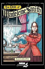 A Treasury of Victorian Murder Vol. 8: The Case of Madeleine Smith - Comics  by comiXology