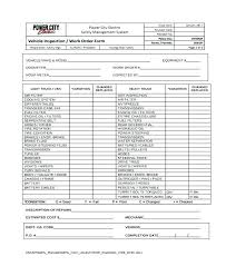 Extra Work Order Template Work Order Form Template Free Mwb Online Co