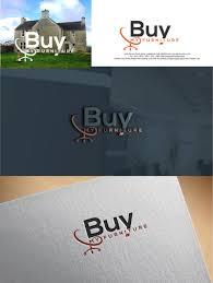 Available Design Elegant Playful Logo Design For Buy My Furniture By