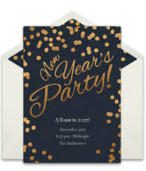 invitation party templates free new years eve online invitations punchbowl