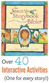 The Jesus Storybook Bible Hands On Activities And Crafts The