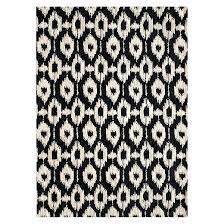 modern black rug excellent rugs nice modern area in white and black rug for idea 3 modern black rug