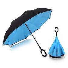 New Pattern Originality <b>Fashion</b> Reverse <b>Umbrella Automatic</b> Wind ...