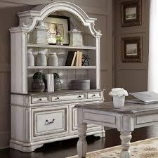 Credenza furniture Entertainment Credenza And Hutch Royal Furniture Liberty Furniture Magnolia Manor Office Credenza And Hutch With