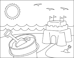 Small Picture Free Coloring Pages Summer Activities Coloring Pages