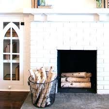birch fireplace logs fireplace basket birch logs decorative for birch fireplace log candle holder