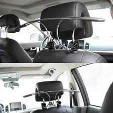 Coat Rack For Car Car Seat Headrest Coat Rack Jacket Suit Clothes Stainless Steel 15