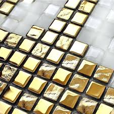 crystal glass mosaic gold glass tile wall tiles 1 crystal glass mosaic kitchen crystal glass mosaic
