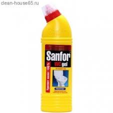 <b>САНОКС Ультра</b> белый Гель.<b>Чистящие средство</b> для сантехники ...