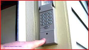 garage door opener outside keypad garage door opener outside d wireless entry systems changing code craftsman