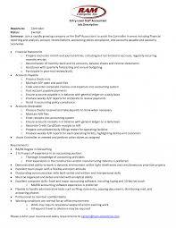 Job Description For Staff Accountant Yun56 Co Sample Accounting