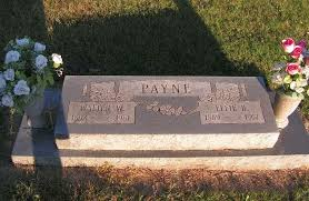Effie B Garlett Payne (1889-1967) - Find A Grave Memorial