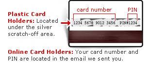check a walmart gift card balance photo 1