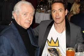 Robert Downey Jr pens a heart-wrenching ...