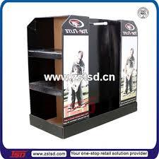 T Shirt Stand Display TSDC100 China factory custom tshirt display standcardboard t 60