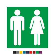 bathroom sign. Interesting Sign Viro Colours Range Toilet Signs 7 Designs On Bathroom Sign