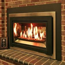 ventless gas fireplace insert picturesque vs vented inserts direct vent throughout best