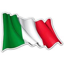 Risultati immagini per BANDIERA italia