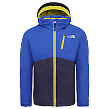 The North Face Youth Snowdrift Insulated Jacket Tnf Blue