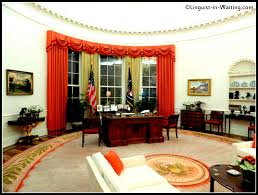 reagan oval office. They Had A Replica Of The Oval Office, Furnished Way It Was During Reagan Administration. Apparently, When President Still Office 0