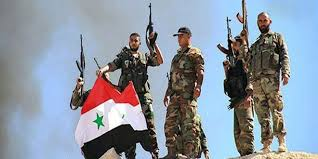 Image result for تردید و درماندگی آمریکا از رویارویی مستقیم با ارتش و مقاومت سوریه