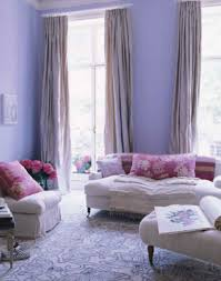 Purple Decorating Living Rooms Light Airy Pink Purple Color Scheme Which Is Packed Full Of Chic