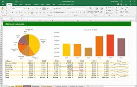 co authoring is being shown in excel a dropdown in the top right explains
