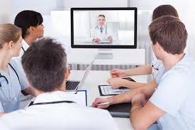 Uses Of Video Conferencing In Healthcare Eztalks