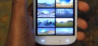 get photo sphere live wallpapers on your samsung galaxy s3 without rooting